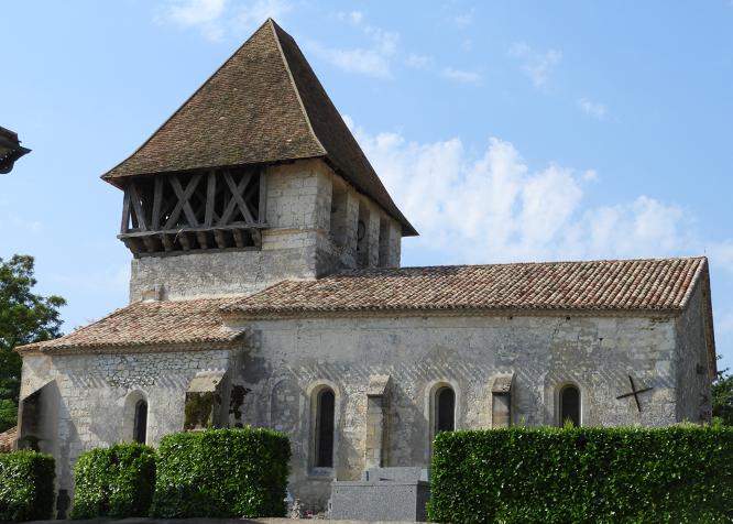 Eglise Sainte Marie Madeleine de Bournel